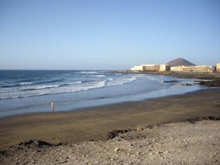 El Medano- Bungalow frente al mar, 1a linea