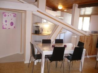 Appartement 2 pièces dans immeuble de caractère, Le Mont-Dore