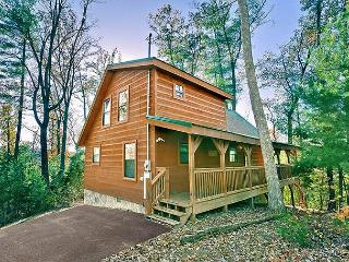 2Bedroom Pet Friendly Cabin Gatlinburg TN, Games, wifi, hot tub, & more, Sevierville