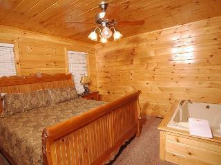 Bedroom, Hillbilly Hilton #525