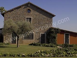 Casa Pausania A, Genzano di Roma