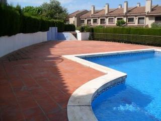 Apartamento con piscina junto al mar, Altafulla