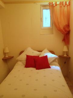 Bedroom 3 - 1 small double bed/bedroom but with own adjacent sitting room. Own ensuite.