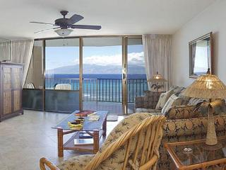 Sea Yourself here with Ocean Front Views from Valley Isle #1105