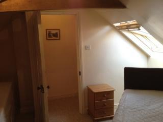 Bedroom 2 (twin room, good views of countryside)