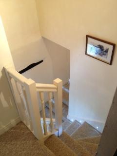 Stairs (with night lighting)
