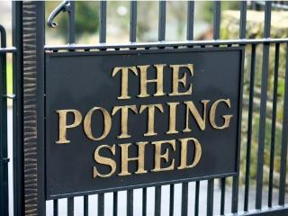 Welcome to The Potting Shed