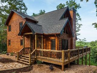 Secluded 3 Bedroom Cabin Near Toccoa River, Blue Ridge