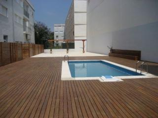 Apartamento con piscina, Les Cases d'Alcanar