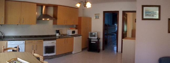 cocina salón