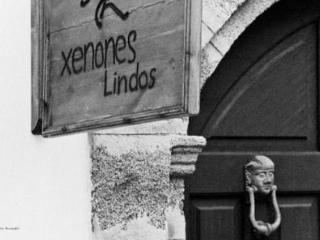 Xenones Lindos Villa