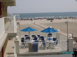 Summer Sands Beach Front Condo, Wildwood Crest
