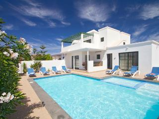 Villa Elysium, Holiday Villa with Private Pool, Lanzarote