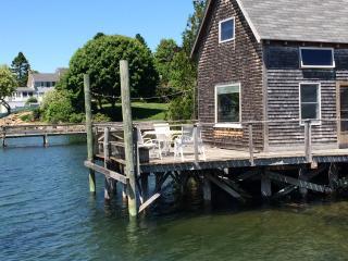 The Fish House Cape Porpoise Harbor, Kennebunkport