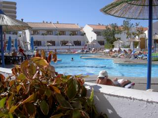 One bedroomed holiday apartment, Playa de las Americas, Costa Adeje, Nr beach