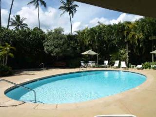 Plantation Hale D-11-AC, KING BED, 3 Pools! WIFI!, Kapaa