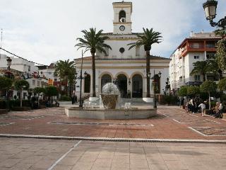Plaza Iglesia, San Pedro