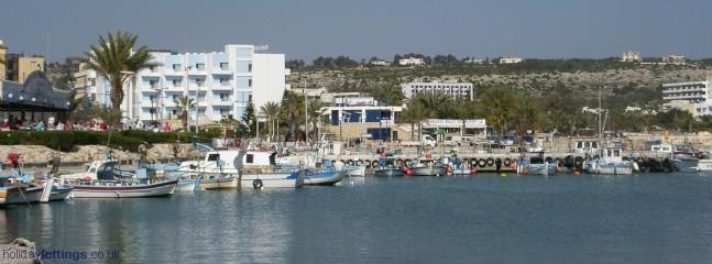 Ayia Napa - not far away with all its nightlife