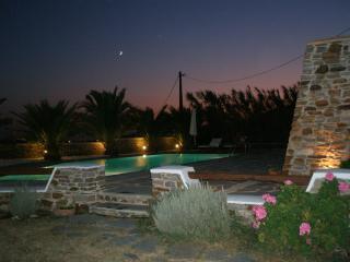 Sangri Villa, Naxos Town