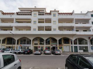 Front view of the apartment