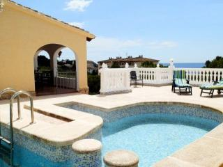 Wonderful house with ocean view Casa frente al mar, Campello