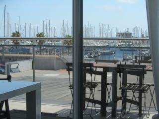 Magnífico apartamento en playa junto a Barcelona