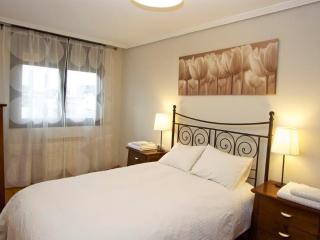 dormitorios muy amplios con espacio para una cuna