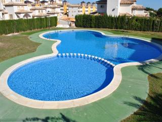 Playa Golf II Grd Floor Apartment in Calle Ciprés, Lomas de Cabo Roig