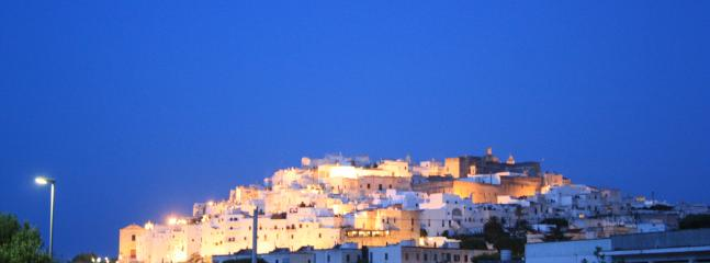Ostuni, 25 km South-East