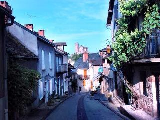 Escape to Najac -  Charming French village house