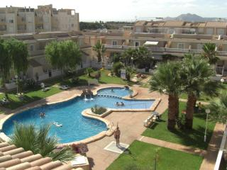 Apartment with huge Solarium, Los Alcázares