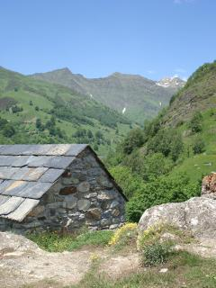 Mountains near Lourdes