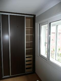 Armario habitación matrimonio 1 exterior con doble ventana