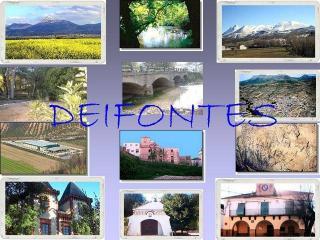 alojamientos Villa Pucherete, Deifontes