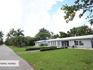 Best Miami Deal! Mid Century Modern Bayview Home