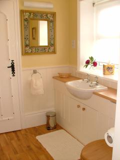Spacious ensuite shower rooms