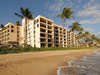 Sugar Beach Resort 1 Bedroom Beach Front Ground FL 140, Kihei