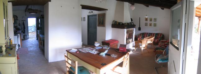 Casale - Living Room Ground floor