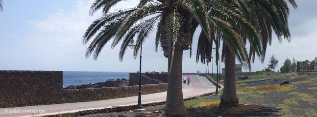 Lovely promenade