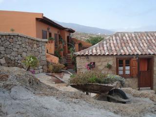 Casa amplia con cuevas en zona, Fasnia