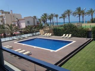 A2 Lujoso piso en 1ª linea del mar. Playa de Palma