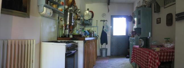 Casale - Kitchen Ground floor