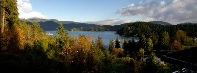The natural beauty of Deep Cove