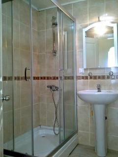 Your Toilet and Shower Unit has Recently Been Completely Refurbished