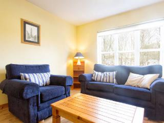 Relax in the comfortable sitting room after a busy day in West Cork.