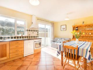 Enjoy breakfast in the large, sun filled kitchen.