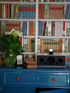 Living room - iPod speaker