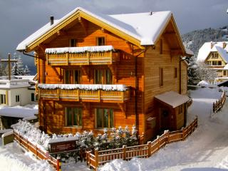 Chalet Balthazar in winter