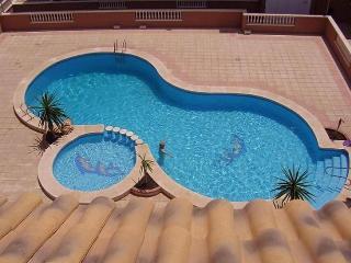 Apartamento 1 habitación en Santa Pola con piscina