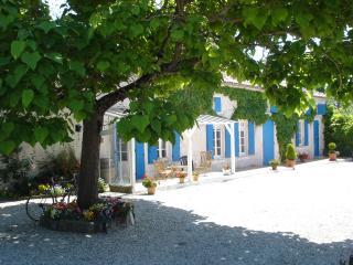 Les Vieilles Ombres - Gite Complex 25 Minutes from Cognac
